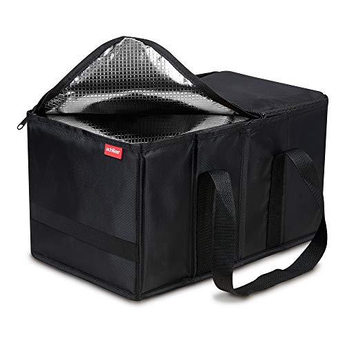achilles Smart-Box Cool Kühl-Tasche Einkaufs-Korb Falt-Box mit Thermo-Einsatz Klapp-Box mit...
