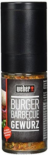 Weber GWM Burger Barbecue Gewürz, 58 g