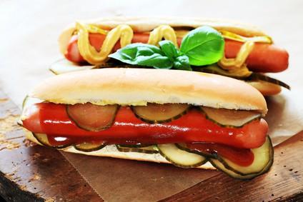 hotdog party der ideale gaumenschmaus auf partys. Black Bedroom Furniture Sets. Home Design Ideas